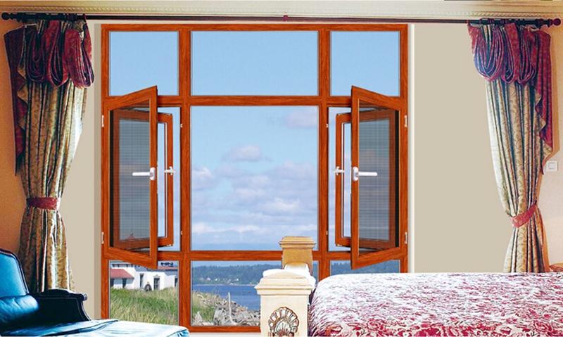 110 Thermal-break Casement Window Series