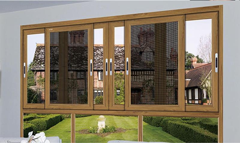 75 Flat-panel Sliding Window Series