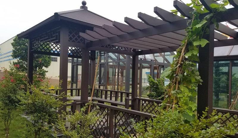 Aluminum Alloy Pavilion