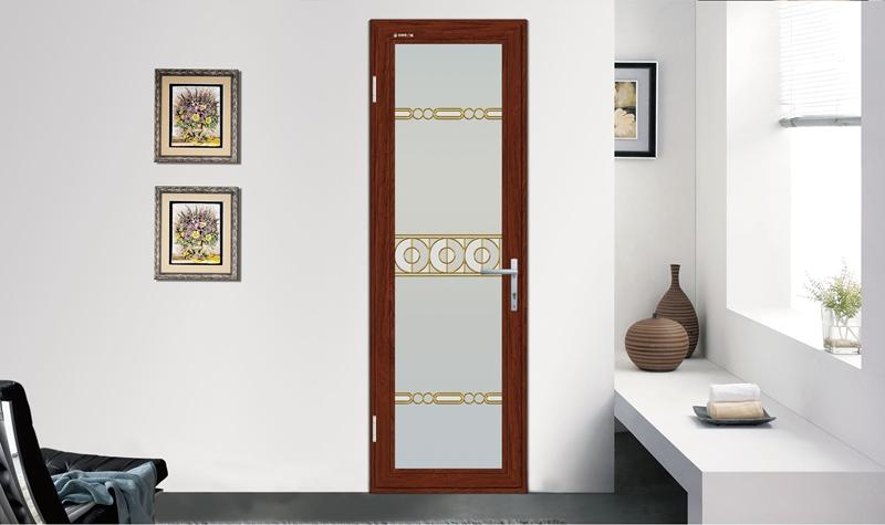 SANGRUI 65 Thermal-break Swing Door Series