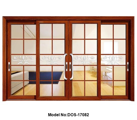 80 YADIAN Top-hung Sliding Door Series