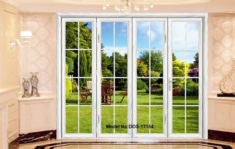 83 Patented Big Folding Door Series