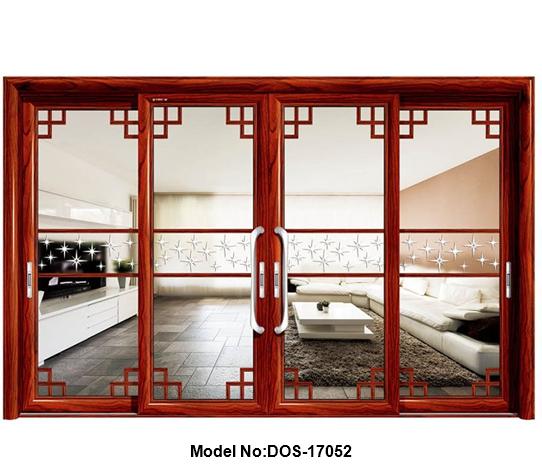 83 Patented Top-hung Sliding Door Series