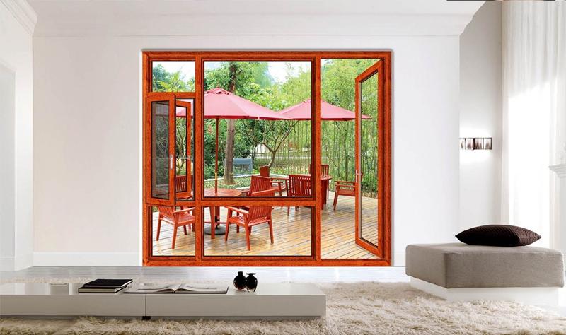 SANGRUI 65 Thermal-break Casement Window Series