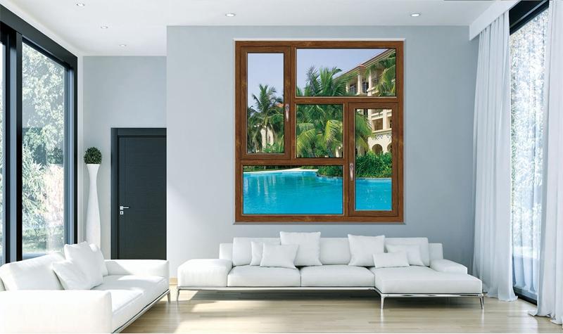 SANGRUI 125 Thermal-break Casement Window Series