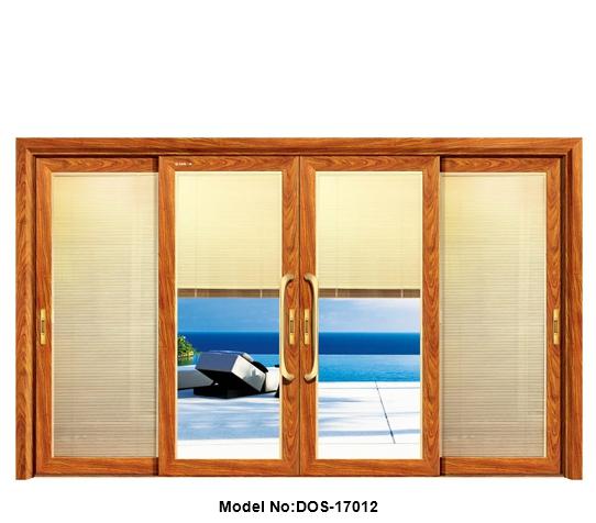 108 / 96 Heavy-duty Sliding Door Flat Series
