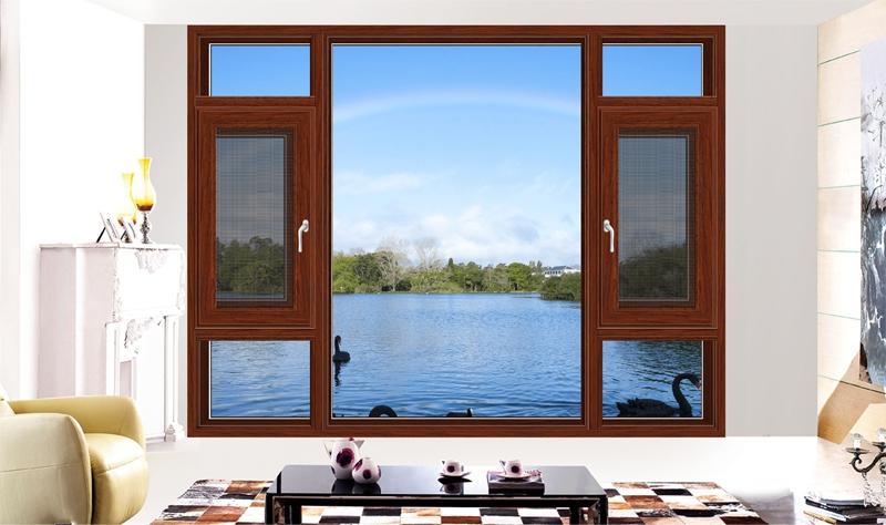 93 Scholar Casement Window Series