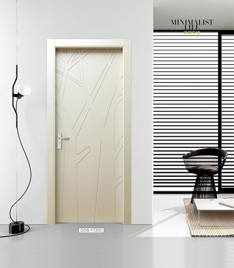 Seiko Solid Wood Door