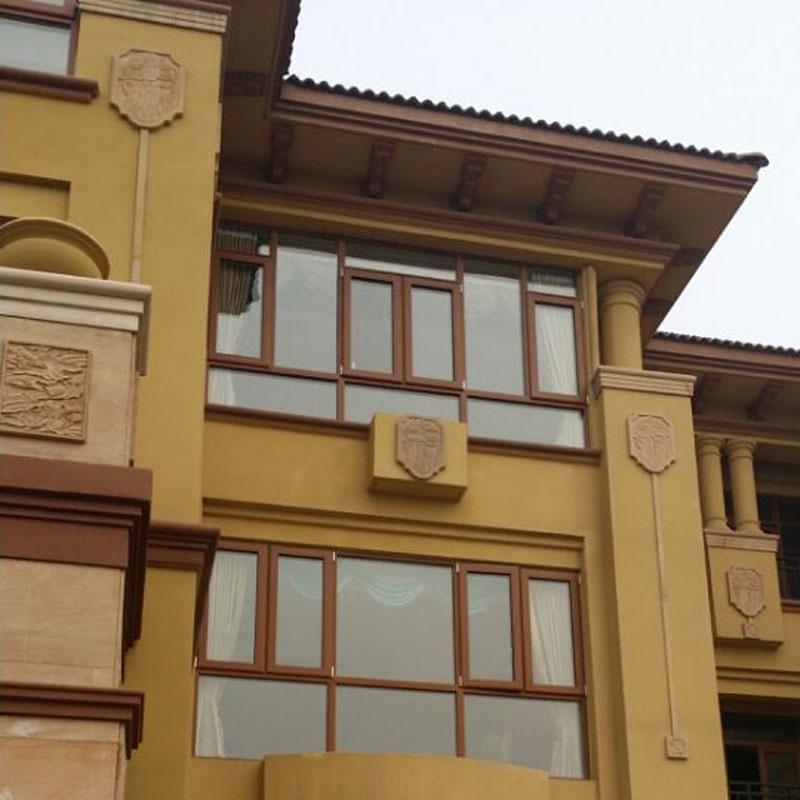 Xinghua Village Door and Window Project in Lanzhou, Gansu Province