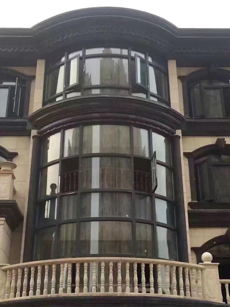 Qinhuangdao Real Estate Door and Window Project in Hebei Province