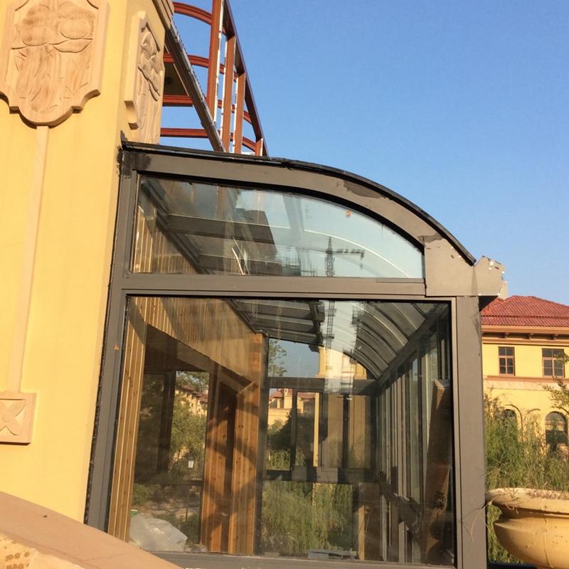 Mediterranean Door and Window Project in Chuzhou, Anhui Province