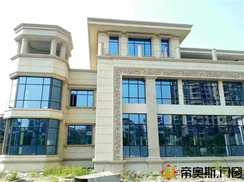 Lixian Door and Window Project in Hebei Province