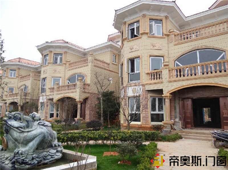 Door and Window Project in Qianxi County, Bijie City, Guizhou Province