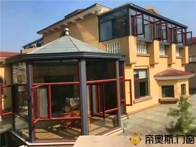 Xintang Door and Window Project in Zengcheng City, Guangzhou