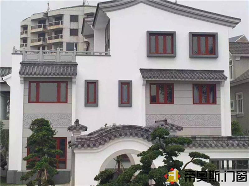 Xinpu Road Door and Window Project in Zhangzhou City, Fujian Province