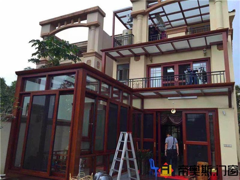 Yunton Door and Window Project in Xianyou, Fujian Province